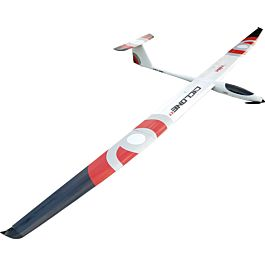 Robbe Cyclone XT 6.2m PNP Glider (composite fuselage and 4-piece)