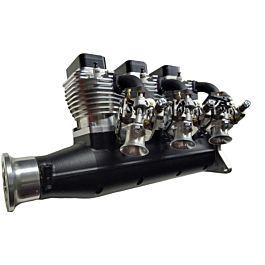Roto 130 FSI - 130cc 3-cilinder (in lijn) 4-takt benzinemotor