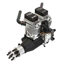 Roto 85 FSI - 85cc 2-cilinder (in lijn) 4-takt benzinemotor