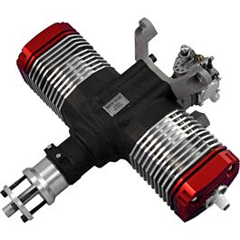 Roto 70 V2 - 70cc 2-cilinder 2-takt benzinemotor