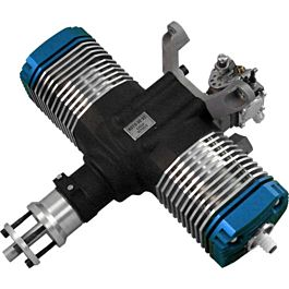 Roto 50 V2 - 50cc Two Cylinder 2-Stroke Gas Engine