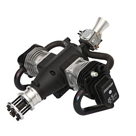 Roto 85 FS-NG - 85cc Two Cylinder 4-Stroke Gas Engine