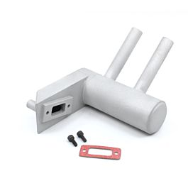 Roto Muffler PSA voor Roto 25 V / 35 Vi