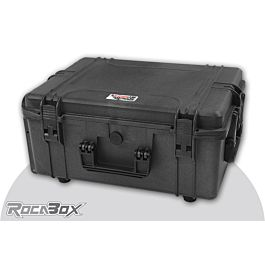 Rocabox - 24 - Universal Case - IP76 - Black