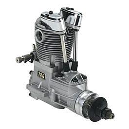 Saito FA125a 4 stroke engine
