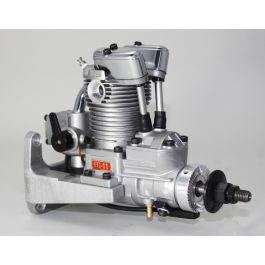 Saito FG-11 4 stroke gas engine with electronic ignition