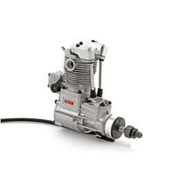 Saito FG-17B gas engine with electronic ignition