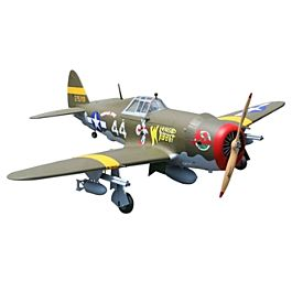 Seagull P-47 Razorback 50-60cc / EP 2060mm Giant Scale ARF kit