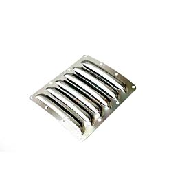 Aluminum Ventilation Grille 120x100mm