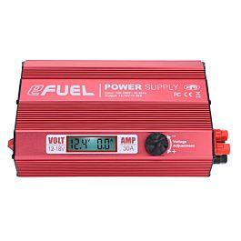 E-Fuel - 30A alimentation