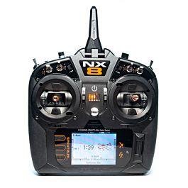 Spektrum NX8 8 kanaals zender met AR8020T ontvanger