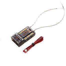 Récepteur Spektrum AR10360T DSMX 10 Voies AS3X SAFE Télémétrie