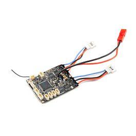 Spektrum AR6430T DSMX 6-Channel Receiver with AS3X/SAFE, Dual BL ESC