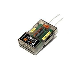 Spektrum AR8360T DSMX 8-Channel SAFE & AS3X Telemetry Receiver