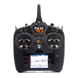 Spektrum NX10 radio 10 voies (radio seul)