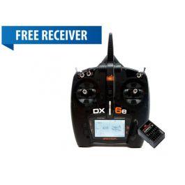 DX6e 6CH Transmitter + FREE AR610