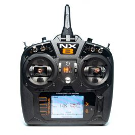 Spektrum NX8 radio 8 voies (radio seul)