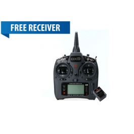 DX9 Black Edition radio only + FREE AR610