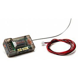 Spektrum SR6100AT DSMR 6-Channel AVC Telemetry Surface Receiver