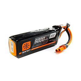 5000mAh 4S 14,8v Smart LiPo Battery, IC5