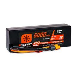 5000mAh 3S 11.1V Smart G2 LiPo 30C Hard Case, IC3