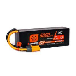 5000mAh 4S 14.8V Smart G2 LiPo 30C Hard Case, IC5