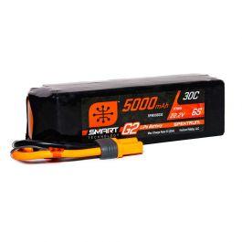 5000mAh 6S 22.2V Smart G2 LiPo 30C, IC5