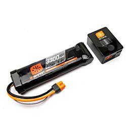 Spektrum Power Bundle: 7C NiMH Battery & S150 Charger