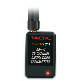 Tactic 25mW 5.8Ghz transmitter