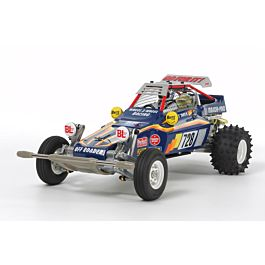 Tamiya Fighting Buggy 2014 kit, incl type 540 brushed motor