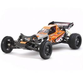 Tamiya RTR 1/10 Racing Fighter kit, incl radio, battery, charger