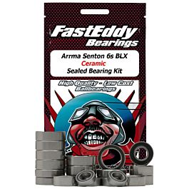 Arrma Senton 6S Ceramic Sealed Bearing Kit