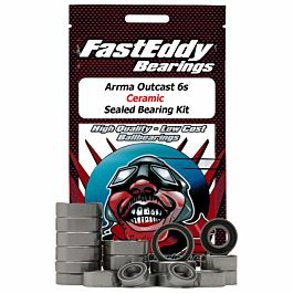 Arrma Outcast 6S Ceramic Sealed Bearing Kit