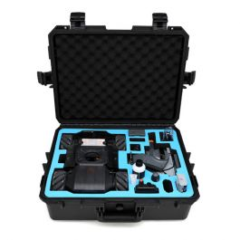 Waterproof case for DJI Robomaster S1