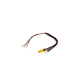 Laadkabel XT60 - 3 x 1S UltraMicro connector
