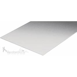 Plaque Aluminium 400x200x0.3mm
