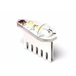Unilight - 18mm DUAL Navigation Red + Strobe Light, 16W