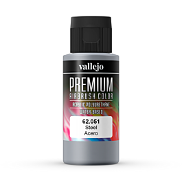 Premium Color Steel 60 ml.