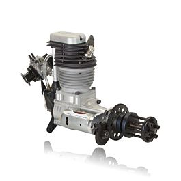 Fiala FM60 4-Stroke Engine (with Starter, ignition and silencer)