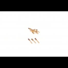 Titanium RC - Cable Coupler M2 (10 pcs)