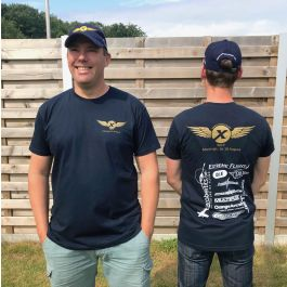 Wings over Europe 2019 T-shirt - MEDIUM