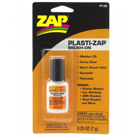 ZAP Brush-On Plasti-Zap 7gr