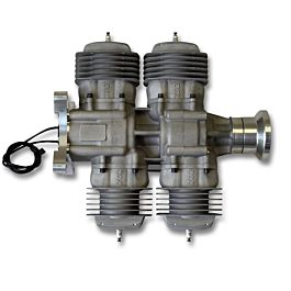 ZDZ 390B4-J 390cc 4-cylinder boxer engine (with electronic ignitions
