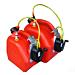 Bidon d'essence 1.0 RHP-R (4L) avec pompe manuelle