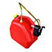 Bidon d'essence 2.0 RHP-R (8L) avec pompe manuelle
