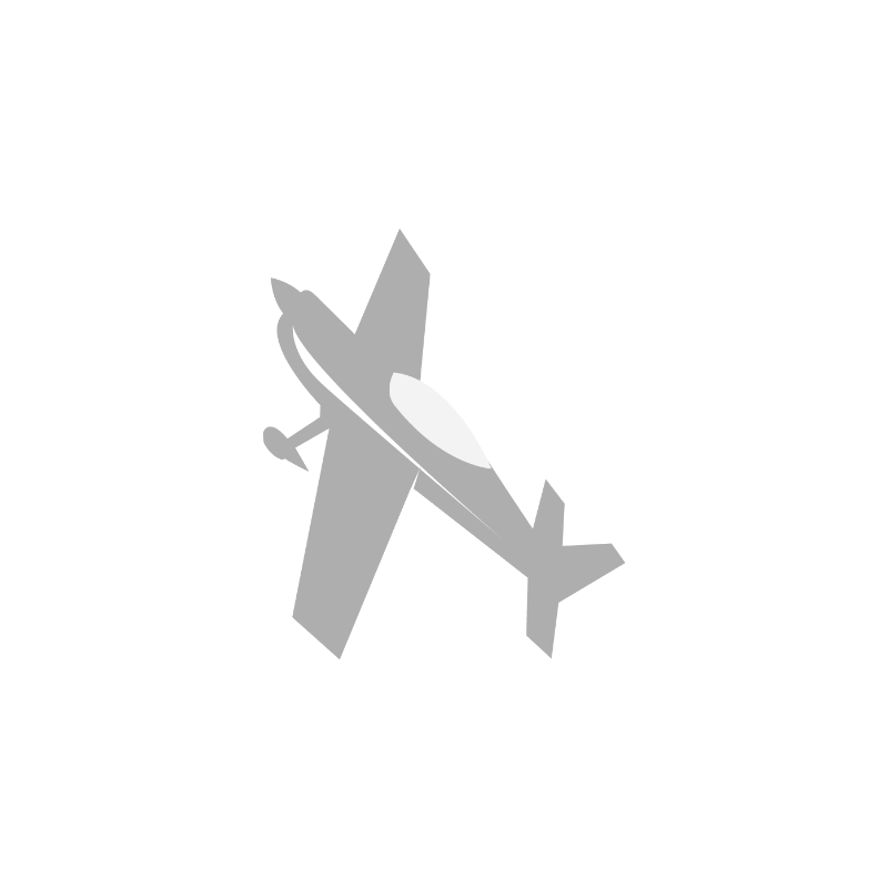 Aluminium Double steering arm, Short Ø3mm (1pc)