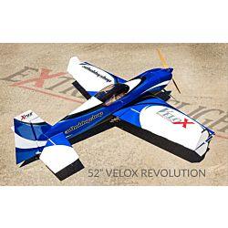 "Velox Revolution 52"" White Blue"