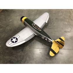 Aces High P-47D Thunderbolt (incl electric retracts)