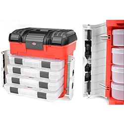 Pit Case - 4 Assortment Box Drawers - Universal Pr