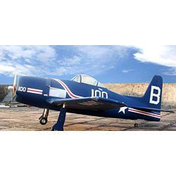 CY Model F8F Bearcat (CY8032) Blue scheme (n°2) 2m46 ARF